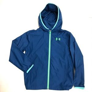 Under Armour Girl's Sports Windbreaker